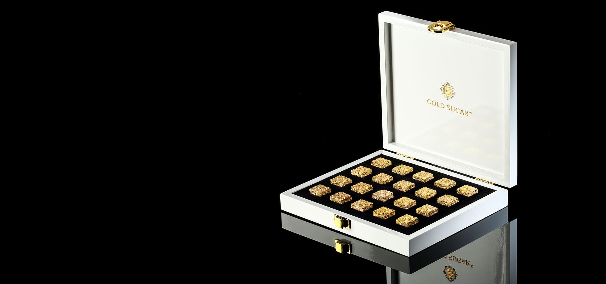GOLD SUGAR box set of 20
